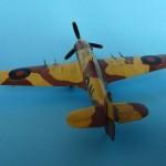 Hawker Hurricane Mk.IIc Trop., Revell 1/72