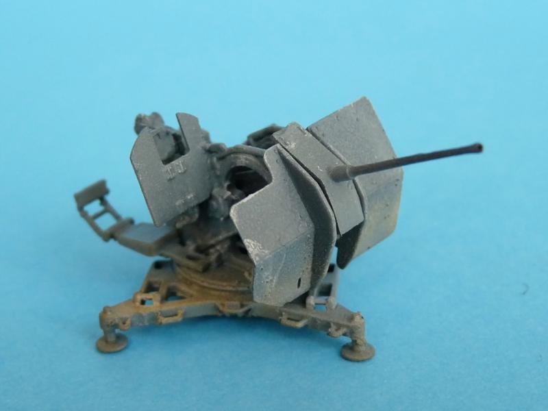 Dragon 7422 Dismounted 2cm FLAK 38