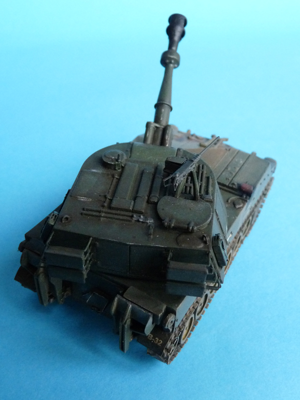 M109 - rear