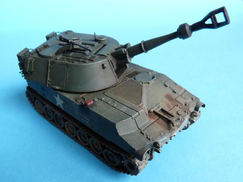 M109 - front right quarter