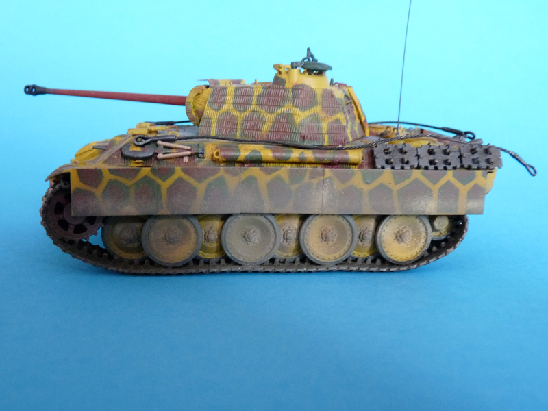 Panther G - left side