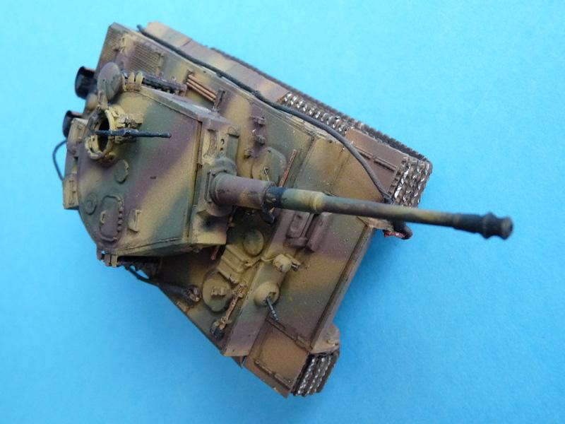 Revell 1/72 Pz VI Tiger Ausf. E
