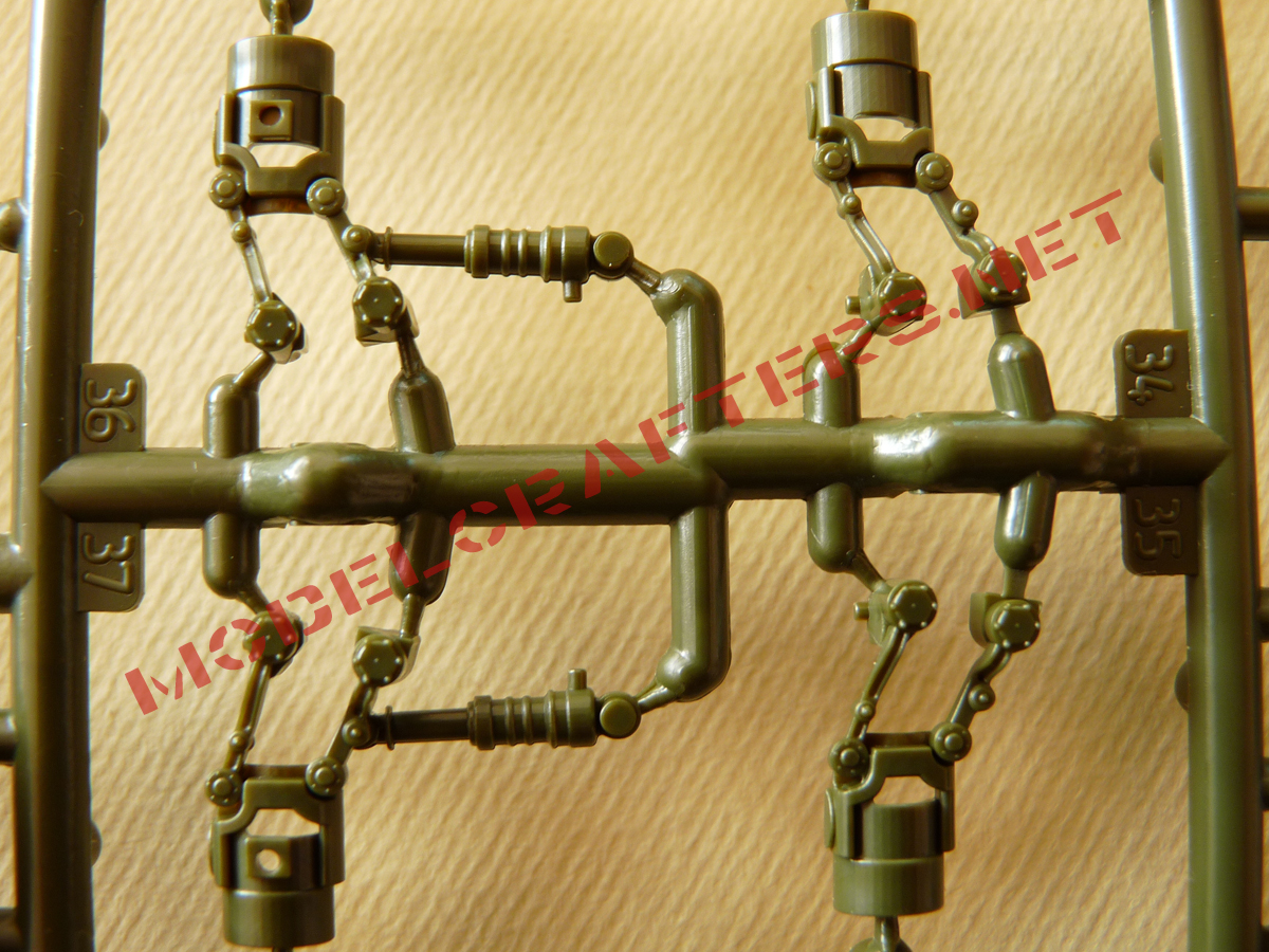 Zvezda 1:72 Russian Missile System Topol (SS-25 Sickle)