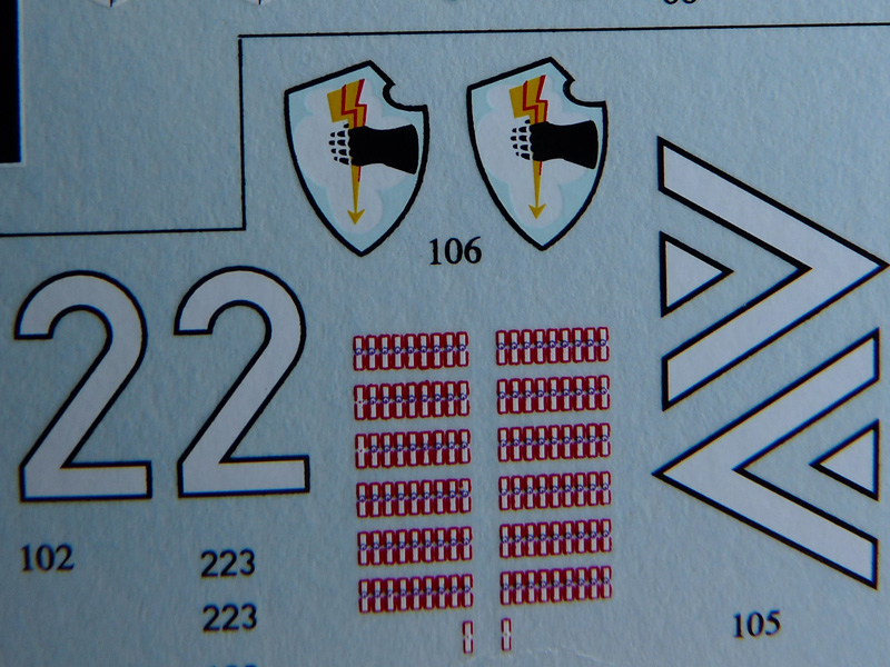 Skymodels decals 1/72 FW-190A and F, SKY72059