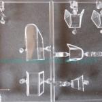 Eduard 1/48 Bf-109G-6, transparent parts