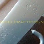 Eduard 1/48 Bf-109G-6, outer wing panels