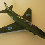 Saab A32A Lansen, Heller 1/72