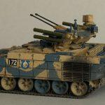 """Zvezda BMPT """"Terminator"""", kit 5046"""
