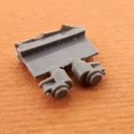 KV-4 (Duhov) idler arms