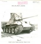 Early Pz Kpfw V Ausf D